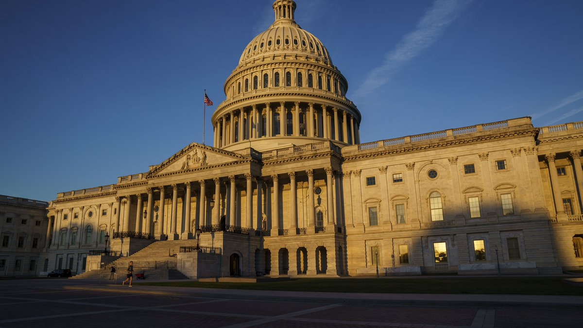Members of the House are scrambling to Washington to pass a short-term lift of the nation's...