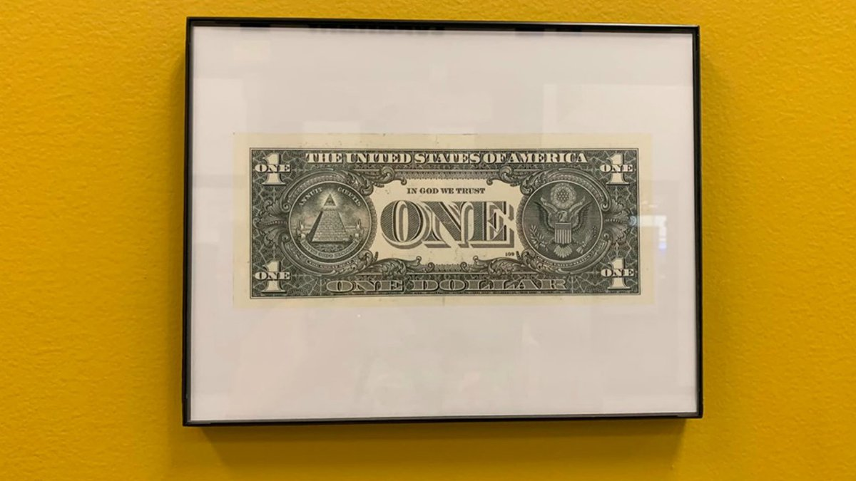 'In God We Trust' is displayed at all Fayette County Public Schools (Brittany Pike)