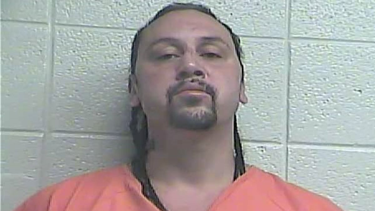 Quentin Overstreet is being held on a $100,000 cash bond on a charge of murder. (Photo: Jessamine County Detention Center)