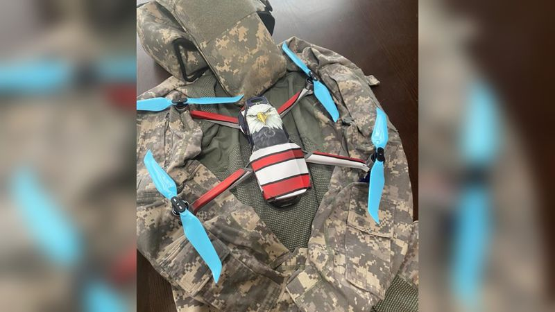 A veteran-run company is teaches American heroes how to fly drones, so they can use the skill...