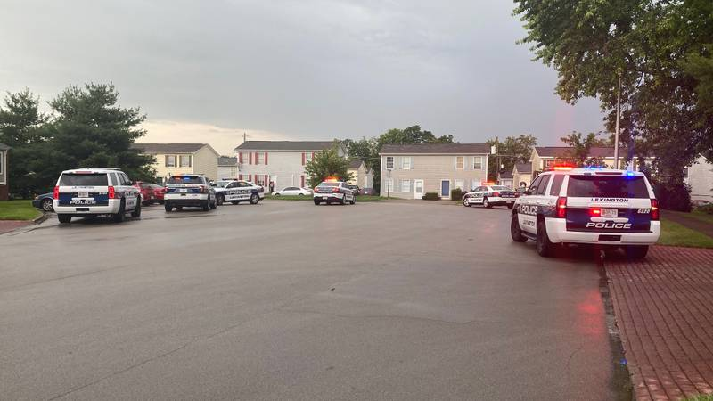 Police are investigating a shooting that happened in Lexington Thursday evening.