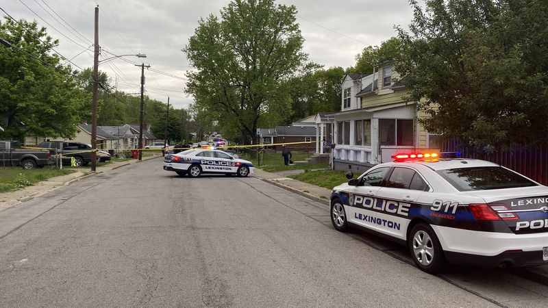 Two men and a child injured in shooting on Florence Avenue on May 8, 2021
