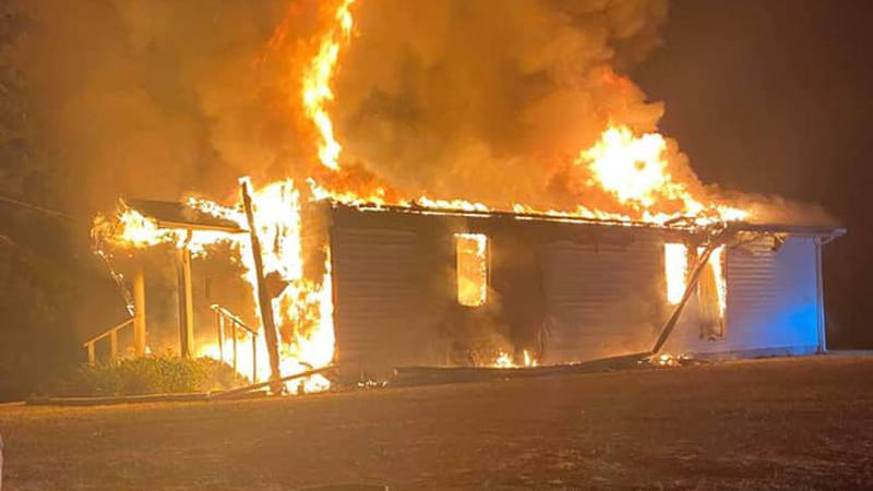 A southern Kentucky church was destroyed in an overnight fire. The broke out early Wednesday...
