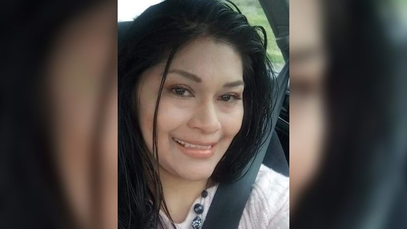 The coroner says the victim has been identified as 35-year-old Andrea Hernandez.