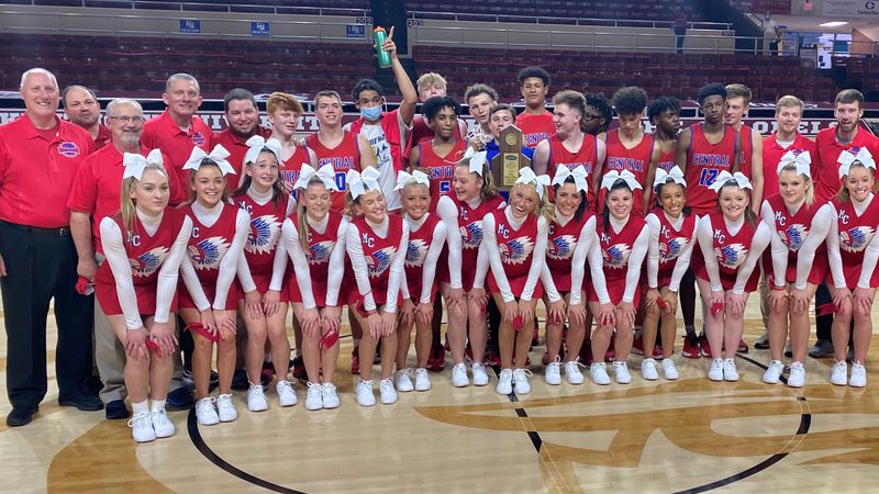 MADISON CENTRAL WINS 11TH REGION TITLE
