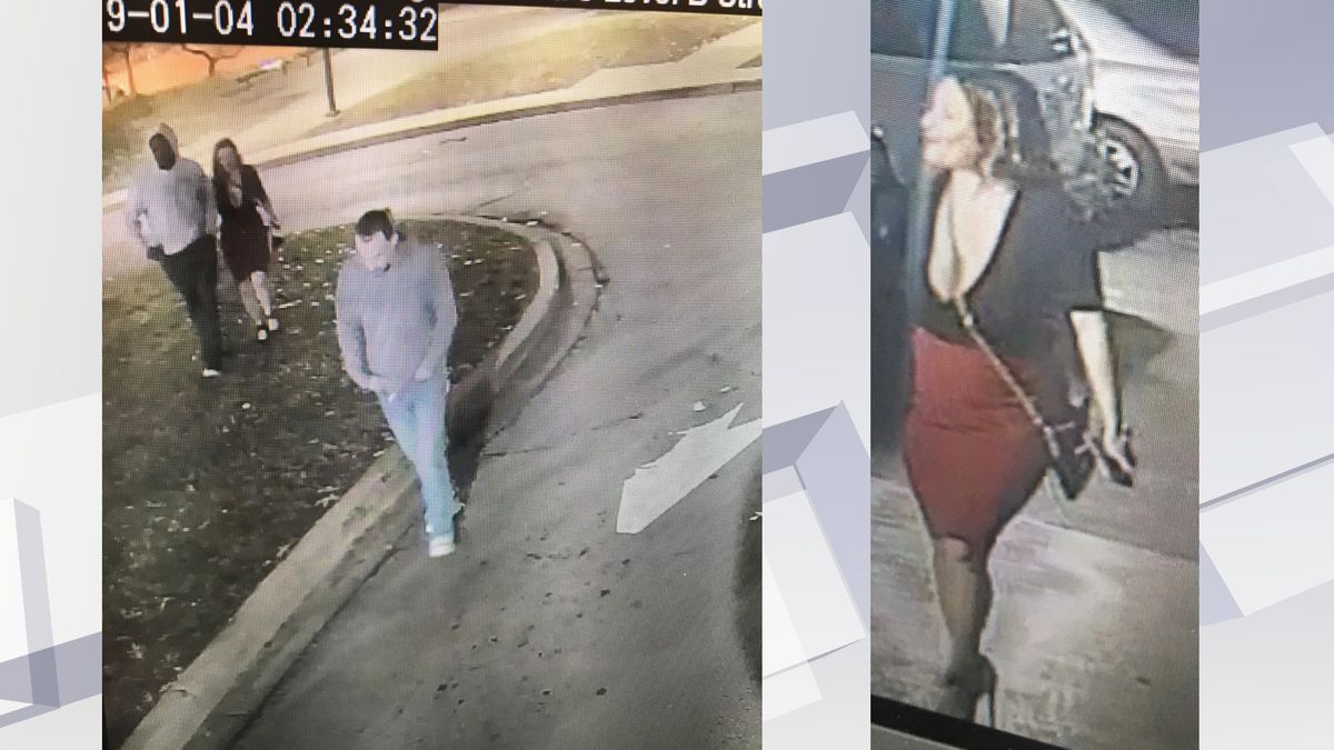 Surveillance photos released by Richmond Police