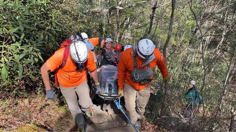 Wolfe County Search and Rescue Team finalist to win Land Rover