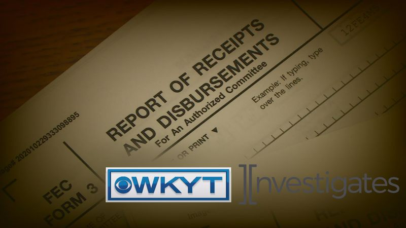 A campaign finance report filed with the Federal Election Commission.