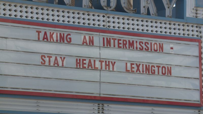 Mayor Gorton says the people of Lexington know what to do to stop the spread. She says it's...