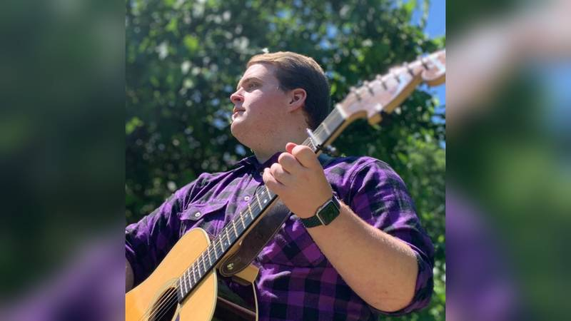 A young man is using the power of music to make a difference in his eastern Kentucky community.