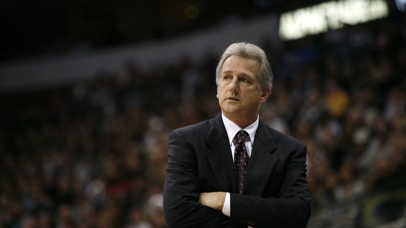 FILE - In this Nov. 20, 2009 file photo, Sacramento Kings coach Paul Westphal looks on during...