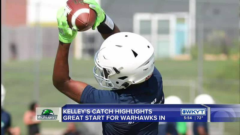 Highlight reel catch has turned a quiet, humble player into a celebrity