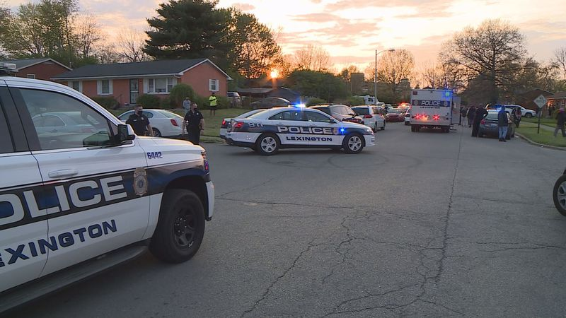 One person shot, taken to the hospital with life-threatening injuries