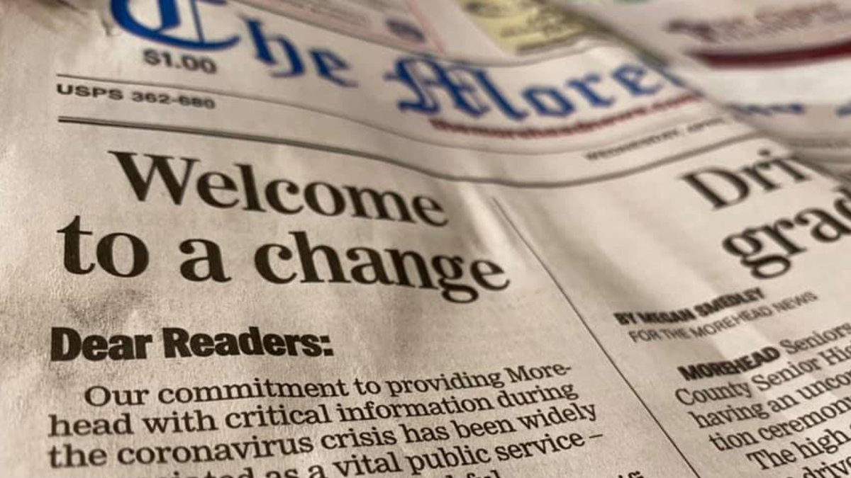A total of four communities in Kentucky are without a local newspaper after its company decided...