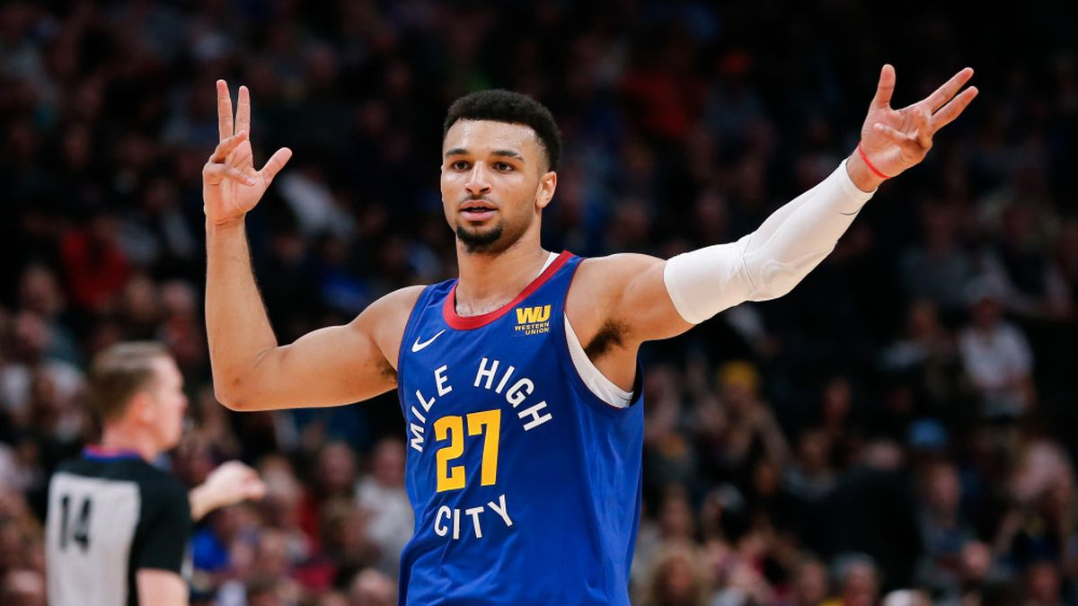 Jamal Murray and the Nuggets force a Game 7.
