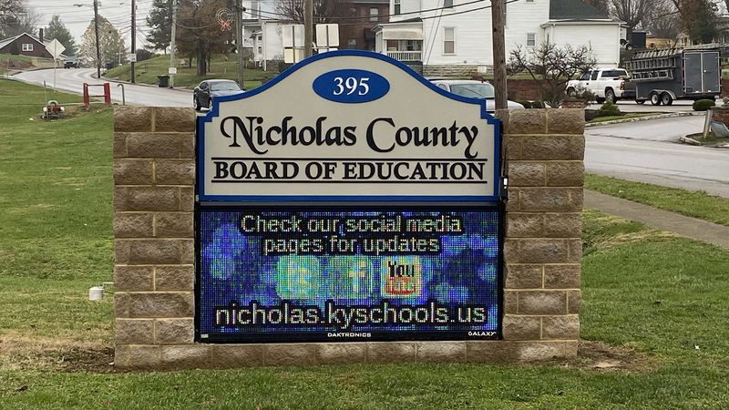 While more counties across Kentucky are ending up in the red zone for COVID-19, Nicholas County...