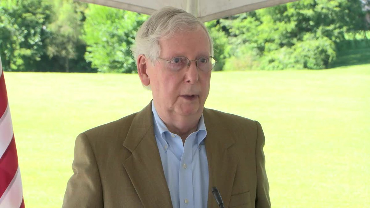 Sen. Majority Leader Mitch McConnell has agreed to a debate that will be aired on Gray...