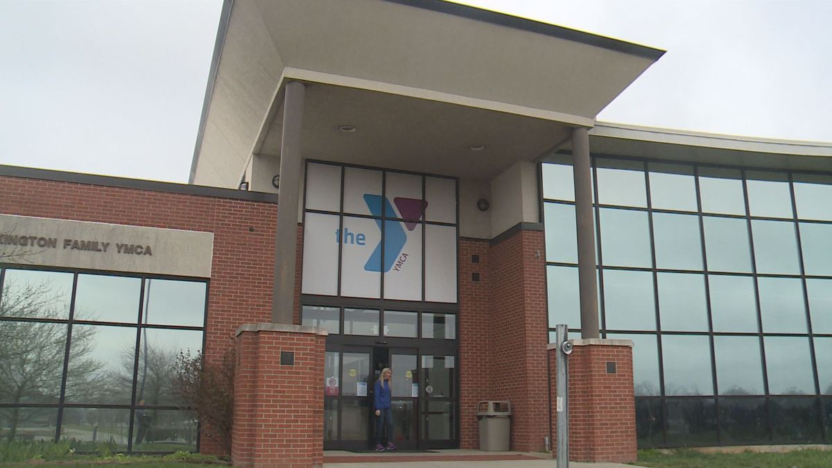 The North Lexington YMCA is one of the facilities providing child care for medical workers at UK Hospital and St. Joseph Medical (WKYT)