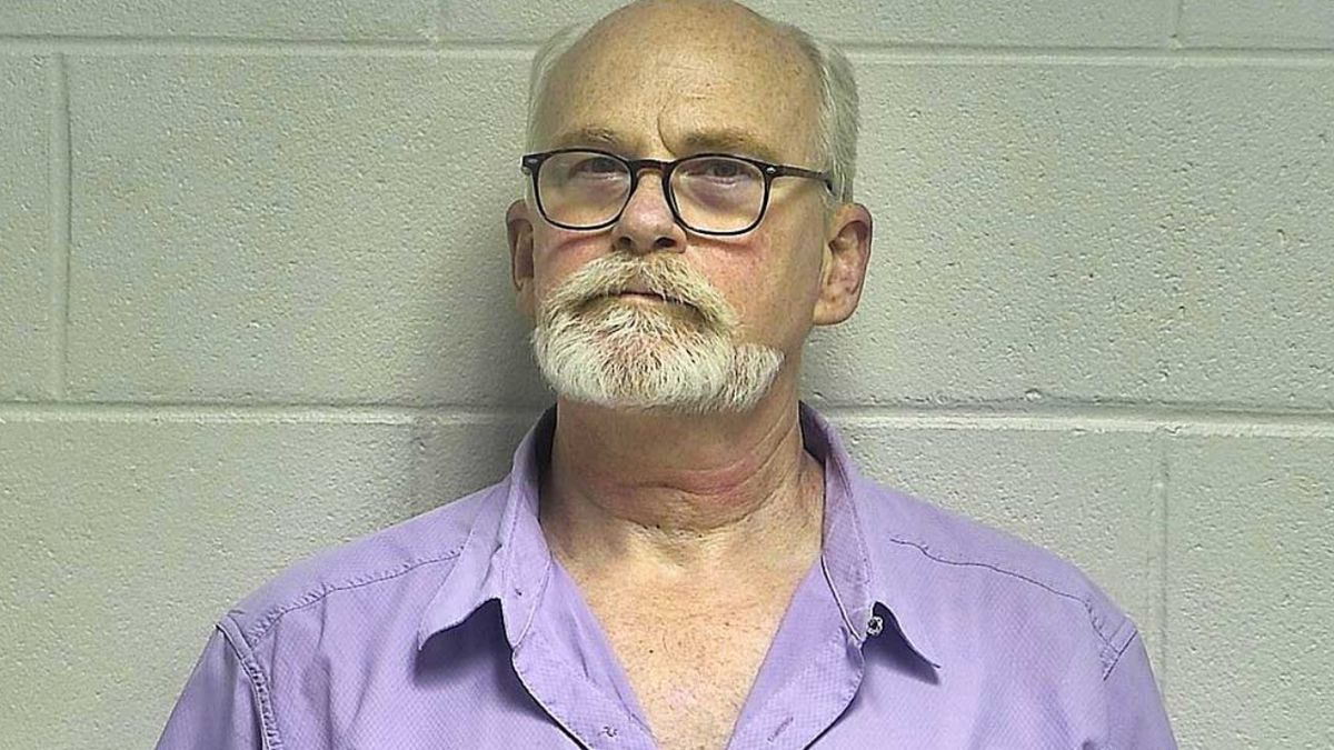 Kenneth Allan Vance is charged with holding an Amazon driver at gunpoint and forcing him to rake the driveway. (Source: Oldham County Detention Center)