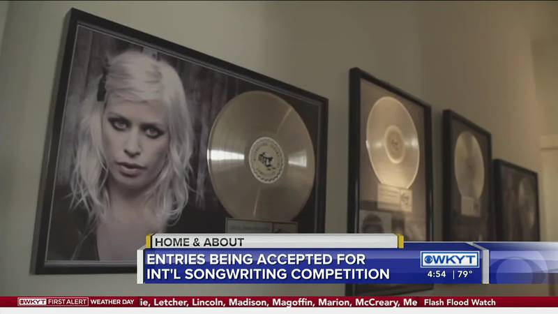 Home & About - International Songwriting Competition (July 31, 2020)