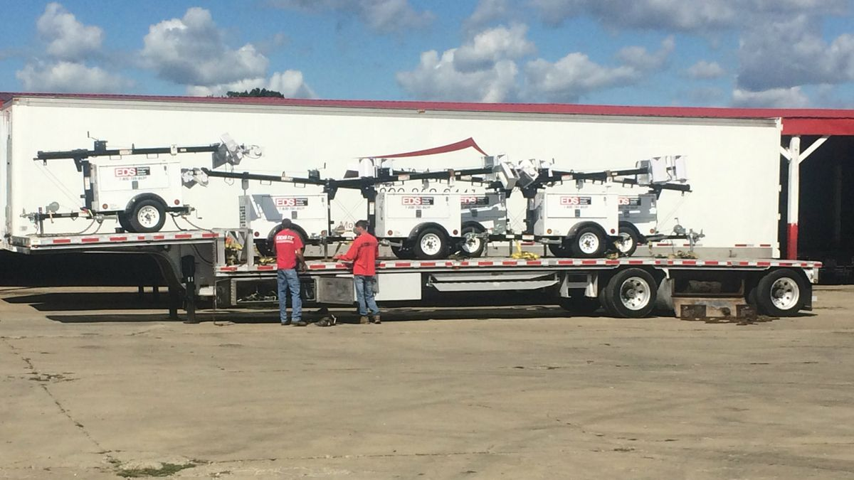 maysville group sending mobile kitchens restrooms to florida ahead of hurricane florida ahead of hurricane