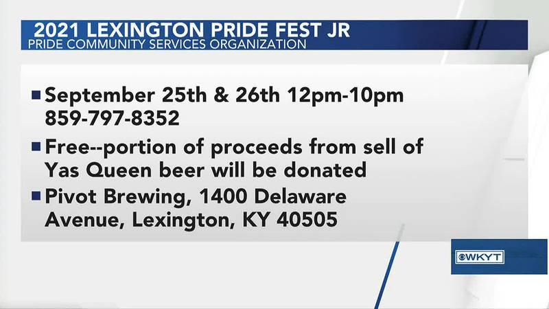 Carmen Wampler-Collins   Lexington Pride Fest Jr