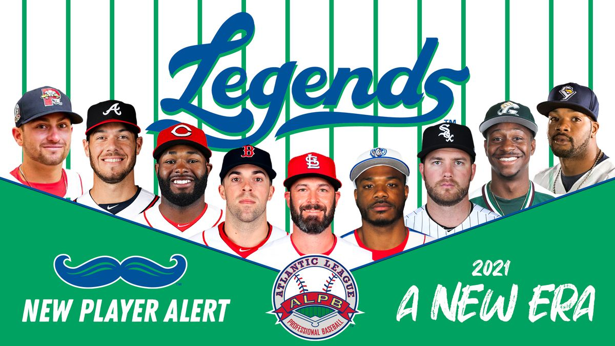 Legends add nine new players.