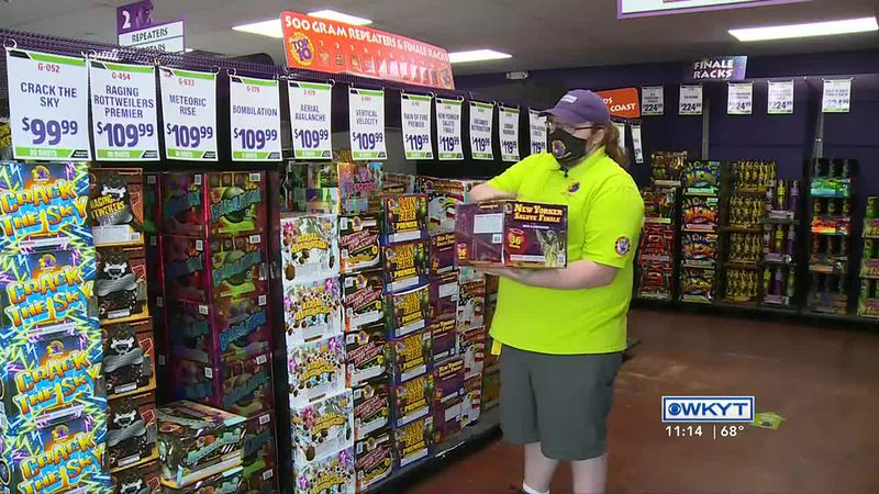 WATCH   Fireworks shortage could dim the sparkle of this year's 4th of July