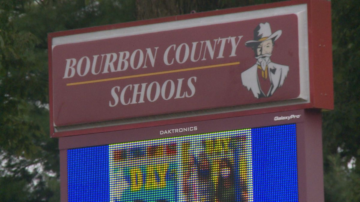 Bourbon County Schools announced Wednesday that they will reopen in-person classes on the day...