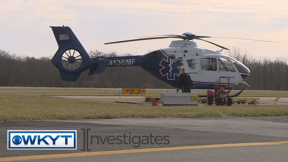 Air Methods partnering with insurance providers to lower costs to patients. (WKYT)