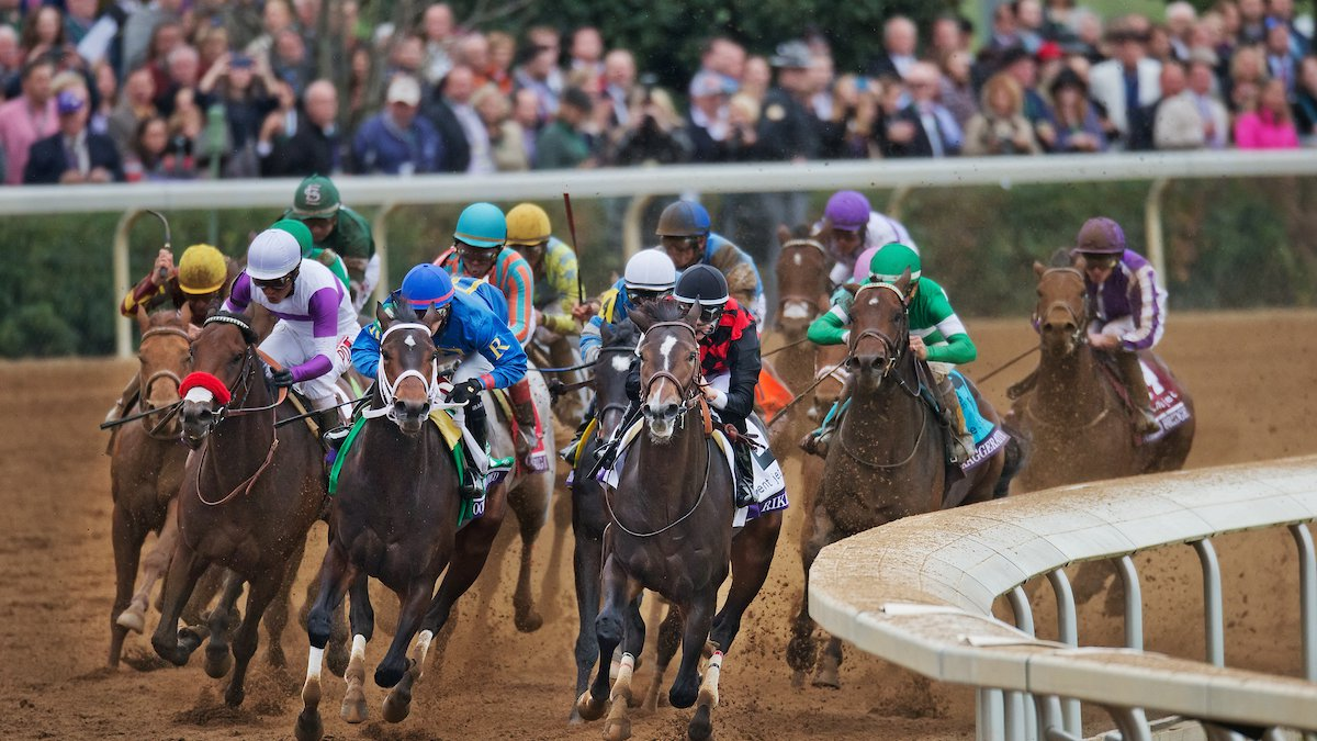 Breeders' Cup to race without fans; Keeneland hosts in 2022